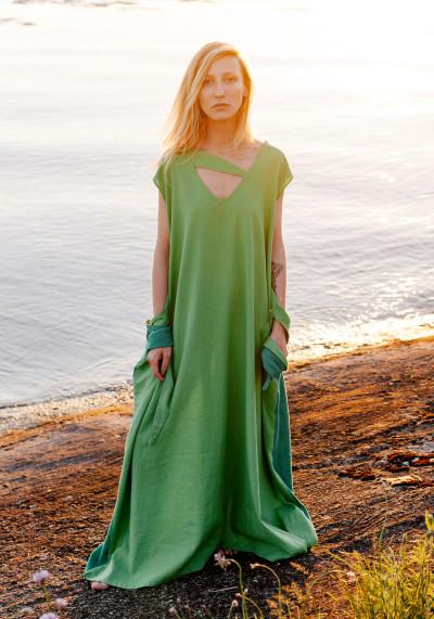 Сукня-медитація АХІМСА,  अहिंसा