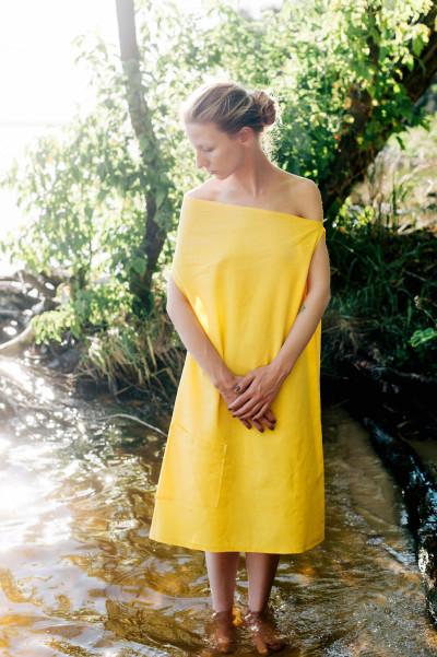 сукня-медитація ШАУЧА, शौच