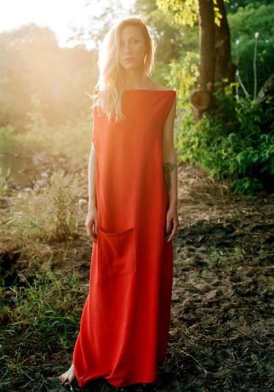 Сукня-медитація КШАМА, क्षम