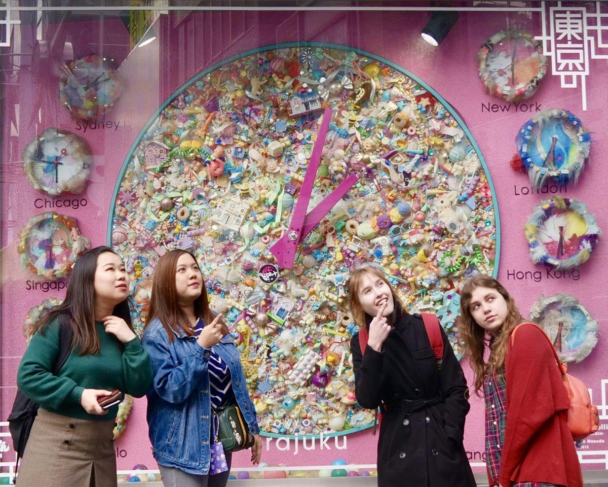 Harajuku Kawaii Fashion & Pop-culture Tour