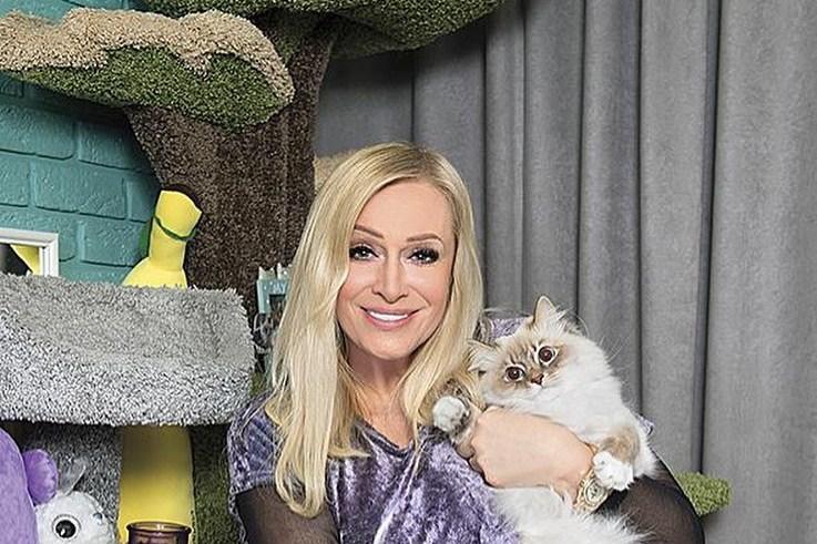 Гулькина заплатила за лечение кота 1 млн руб