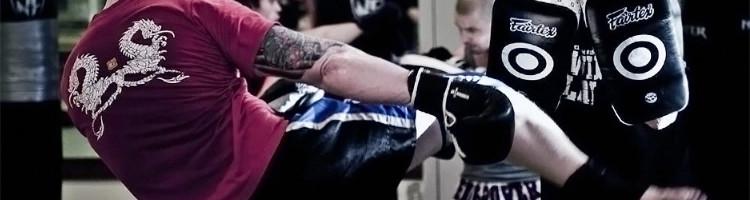 Ironman Thaiboxning