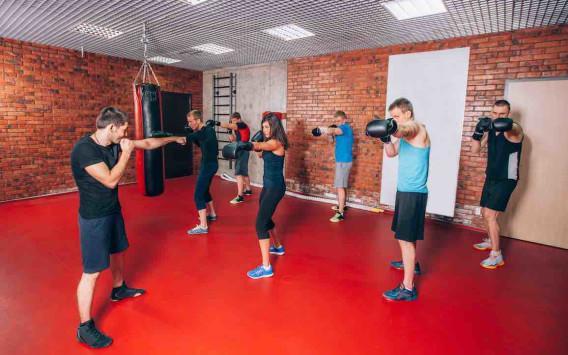 Fighter Kickboxing