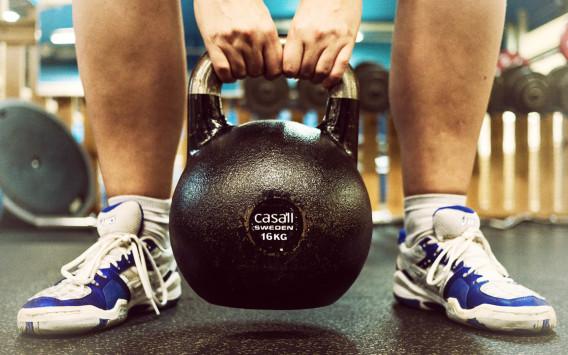 Enskede Rackethall – Gym