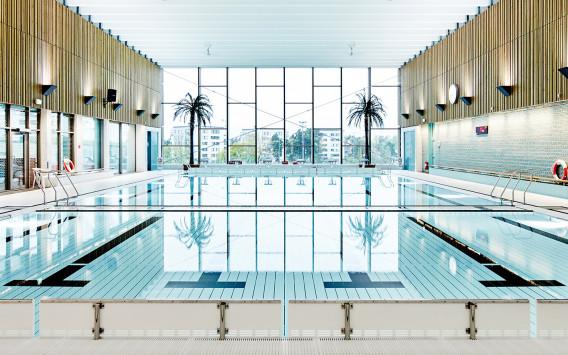 Sundbybergs simhall och gym