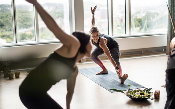 Upper House Yoga