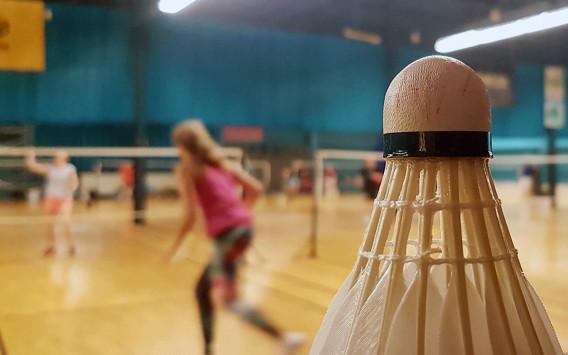 Fjäderborgen Badminton Center