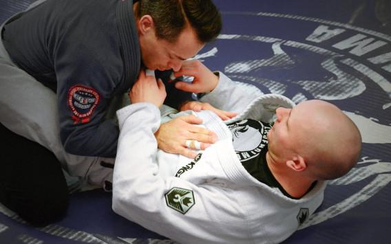 Liljeholmens BJJ & MMA
