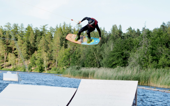 The Cable Park
