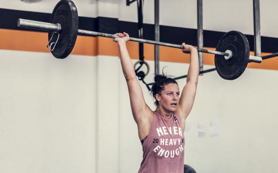 CrossFit Metalbox
