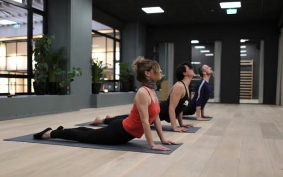 Kjernekraft Yoga & Pilates