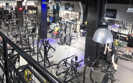 Gymmet Liljeholmen