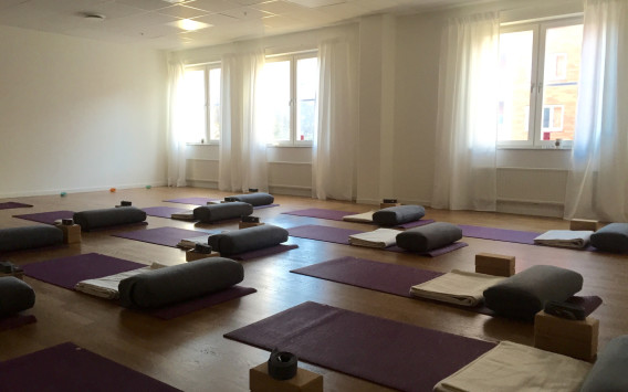 Yogarummet Bagarmossen
