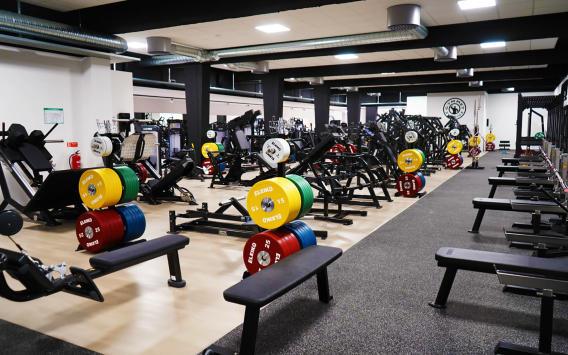 Gymmet Sundbyberg