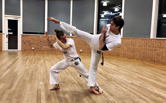 Capoeira Guanabara