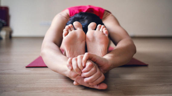 Yoga & Inre Balans
