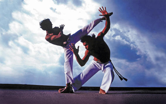 Abadá Capoeira GBG