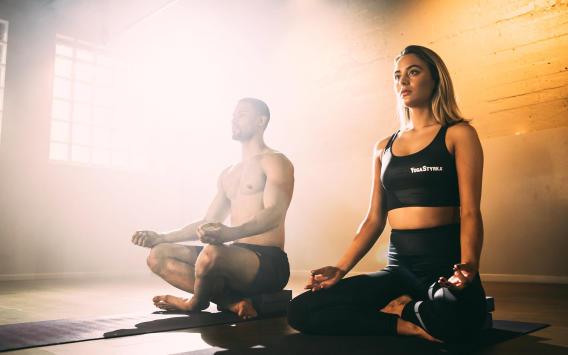 Yoga Styrka