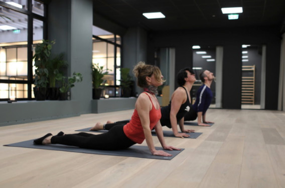 Kjernekraft Yoga & Pilates