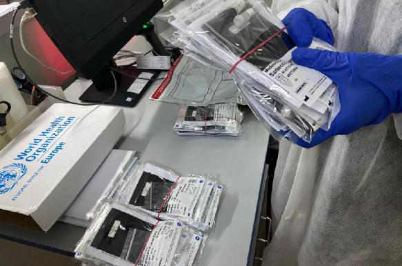 Опубліковано вартість домашнього тестування на коронавірус