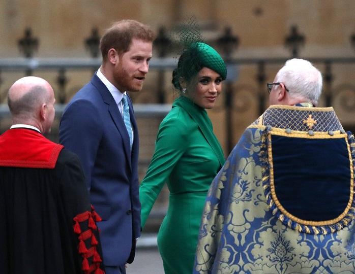 На заднем дворе: Меган Маркл воссоздала место, где она и принц Гарри полюбили друг друга