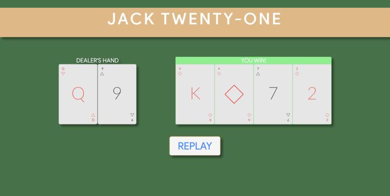 Jack 21 By Nick Melkadze