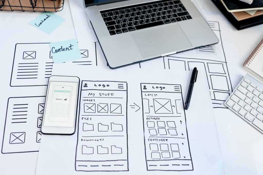 Creating usable application