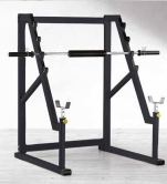 Plate Loaded Outdoor Series Squat Rack