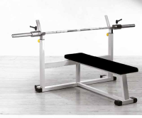 Plate Loaded Outdoor Series Olympic Bench Press