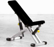 Plate Loaded Outdoor Series Adjustable Multi Bench