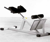 Plate Loaded Outdoor Series Incline Hyperextension Bench