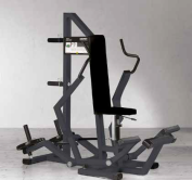 Plate Loaded Outdoor Series Chest Press Konvergierend