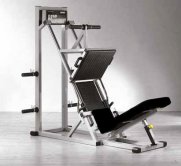 Plate Loaded Outdoor Series Incline Leg Press