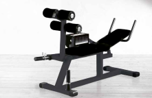 Plate Loaded Outdoor Series Abdominal Crunch Bench