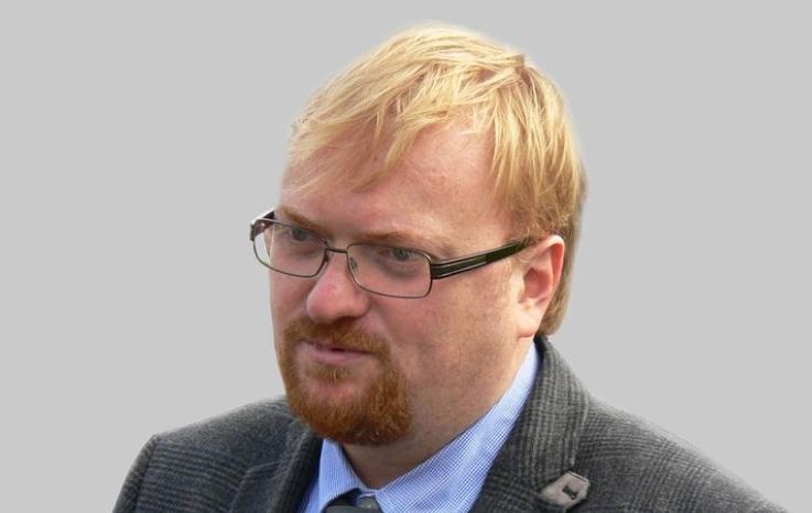 Милонов назвал поведение Джигана «первостатейным негодяйством»