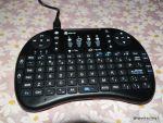iClever® IC-RF02 Mini Tastiera QWERTY 2.4GHz multifunzione