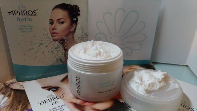 Aphros Cosmetici, trattamento idratante per pelle secca