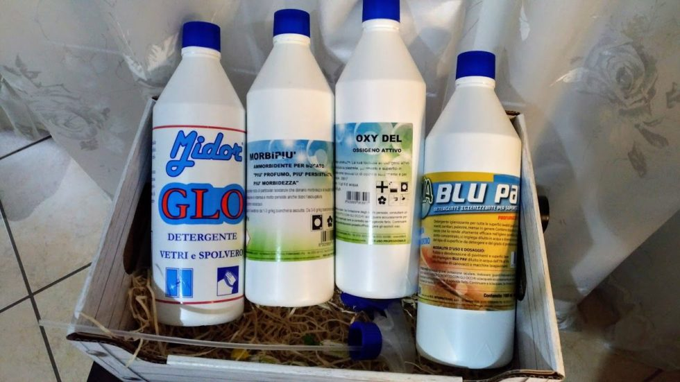 Midor MD International, linea ecologica di detergenti professionali