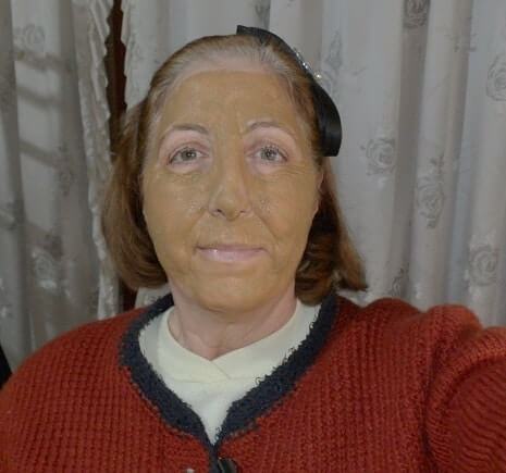Bentonite Clay Mask, argilla curativa indiana Lotus