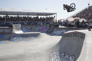 2018 Vans BMX Pro Cup Vans US Open Huntington Beach CA