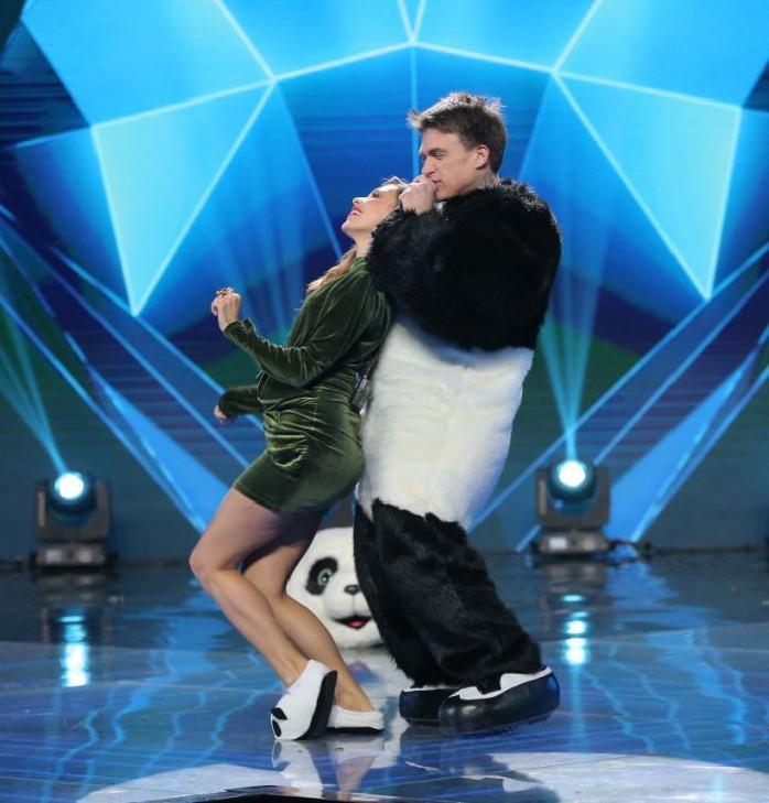 «Близкий и родной мне зверь»: Топалов рассказал, почему выбрал костюм панды в шоу «Маска»