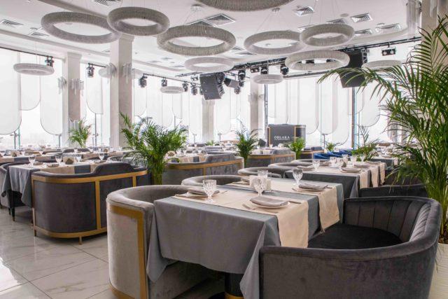 Ресторан OBLAKA: новые интерьер и меню