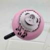Bell66 airbrush pink sheep bell