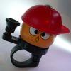 Bell34r builder bell red