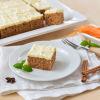 Rhubarb cake 1400g 32pcs square 1602675477
