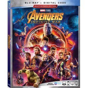 Avengers infinity war 6.75 bd us
