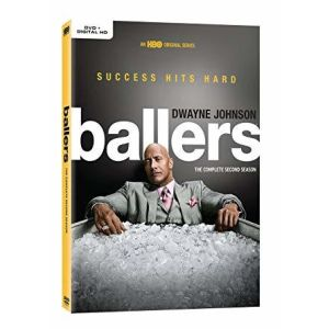 Ballers s2 dvd
