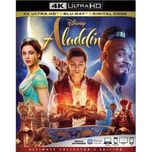 Aladdin 2019 4kuhd