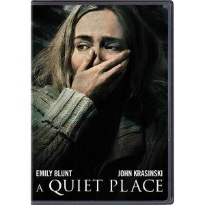 A quiet dvd
