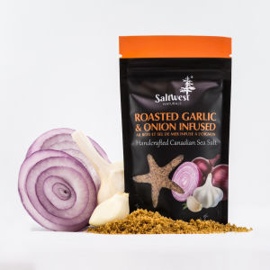 Saltwest roasted garlic   onion sea salt copy